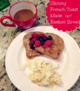 Skinny French Toast