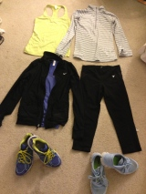 What's in Your #FitnessCloset?