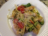 WIAW and 2 Fake-Out Pasta Primavera Recipes!