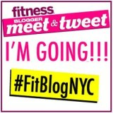 #FitBlogNYC Meet &Tweet